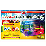 KAYTEE® CritterTrail LED Lighted Habitat