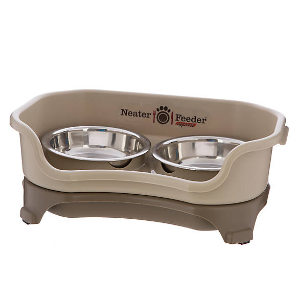 Neater feeder express cat feeder cat food water bowls for Automatic fish feeder petsmart