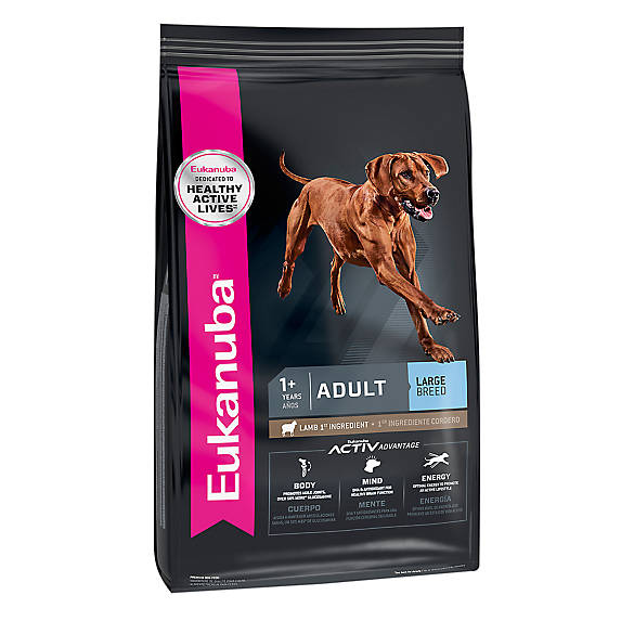 Petsmart Eukanuba Large Breed Dog Food