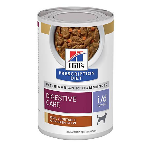 Hills Digestive Care Dog Food Low Fat