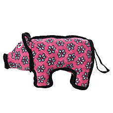 TUFFY® Junior Pig Dog Toy - Squeaker