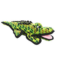 TUFFY® Alligator Dog Toy - Squeaker