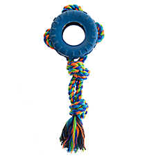 Top Paw® Rope Tire Dog Toy
