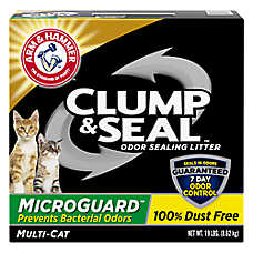 ARM & HAMMER™ Clump & Seal MicroGuard Fresh Scent Cat Litter