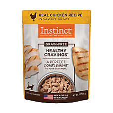 Nature's Variety® Instinct® Healthy Cravings Cat Food Topper - Natural, Grain Free, Chicken