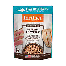 Nature's Variety® Instinct® Healthy Cravings Cat Food Topper - Natural, Grain Free, Tuna