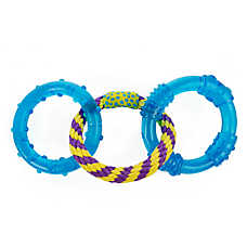 Petstages® ORKA™ Dental Links Dog Toy