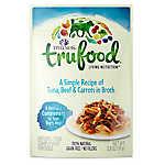 Wellness® TruFood® Dog Food Topper - Natural, Grain Free, Tuna, Beef & Carrots