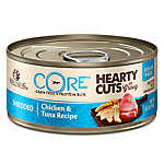 Wellness® CORE® Hearty Cuts Adult Cat Food - Grain Free, Chicken & Tuna