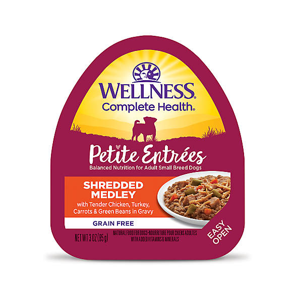 Wellness Dog Food Petite Entrees