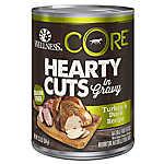 Wellness® CORE® Hearty Cuts Dog Food - Natural, Grain Free, Turkey & Duck