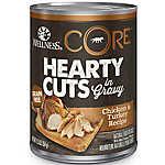 Wellness® CORE® Hearty Cuts Dog Food - Grain Free, Natural, Chicken & Turkey