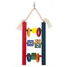 All Living Things® Abacus Bird Ladder