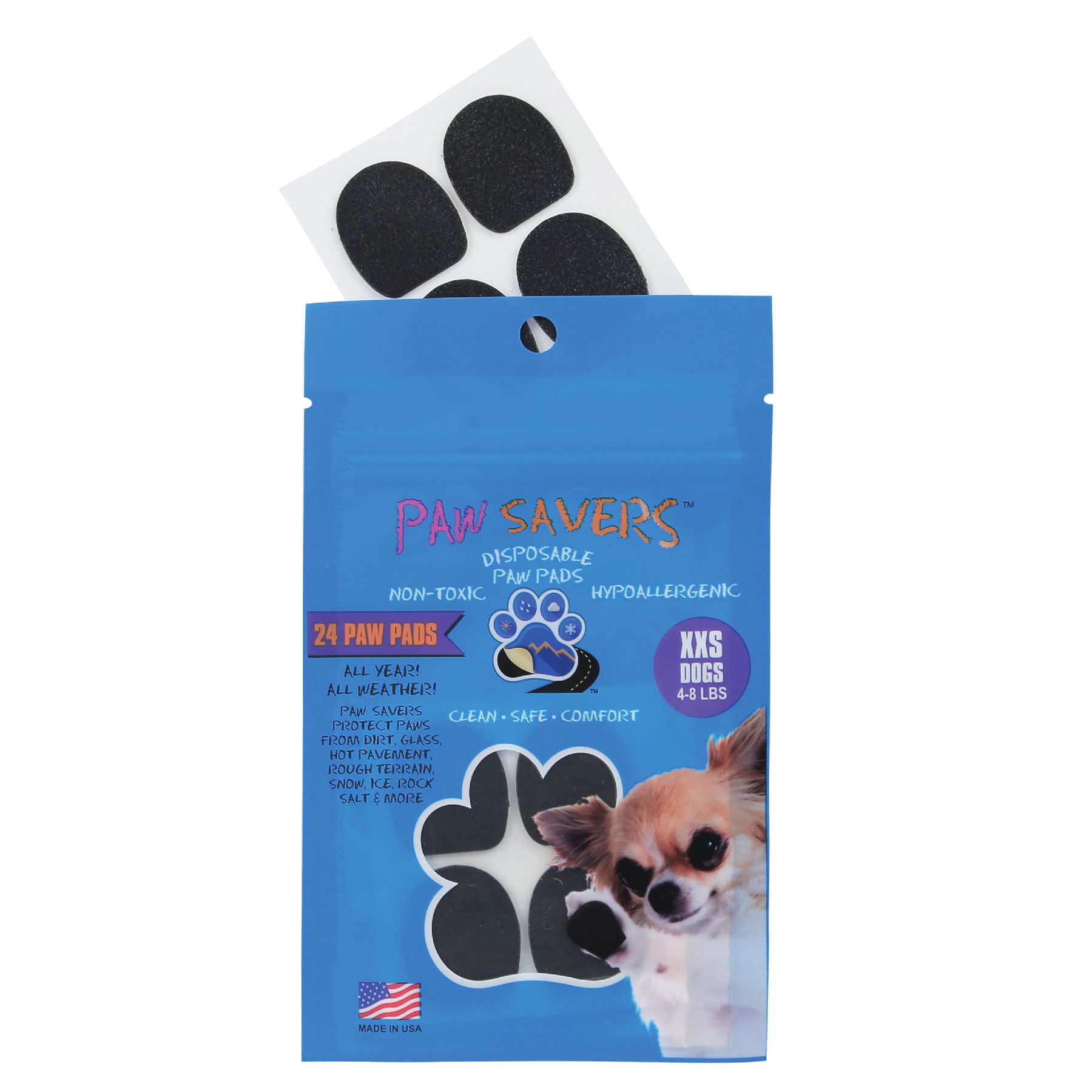 Disposable Paw Pads Dog Shoes Socks