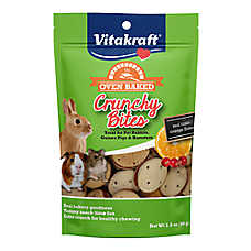 Vitakraft® Oven Baked Crunchy Bites Small Pet Treats