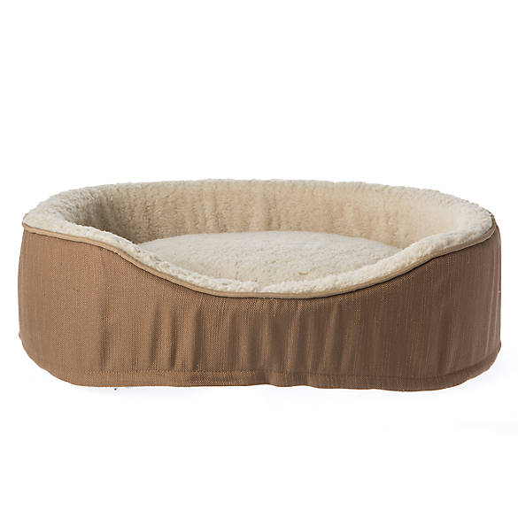 Top Paw 174 Orthopedic Memory Foam Cuddler Pet Bed Dog