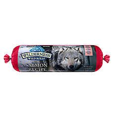 BLUE Wilderness® Wild Rolls Dog Food - Grain Free, Salmon