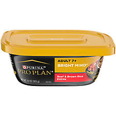 Purina® Pro Plan® Bright Mind Adult Dog Food - Beef & Brown Rice