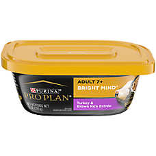 Purina® Pro Plan® Bright Mind Adult Dog Food - Turkey & Brown Rice