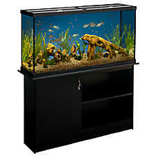 save 50% Marineland® Heartland aquarium & stand ensemble, 60 gal. all cichlids