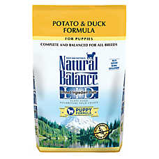 Natural Balance Limited Ingredient Diets Puppy Food - Grain Free, Potato & Duck