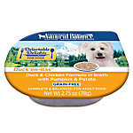 Natural Balance Delectable Delights Adult Dog Food - Grain Free, Duck'en-itas