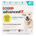 Dog MD Maximum Defense™ Advanced 2 for 11-20 lbs Flea Treatment