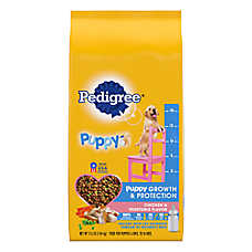 PEDIGREE® Targeted Nutrition Puppy Food - Chicken
