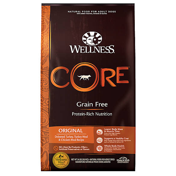 Wellness 174 Core 174 Adult Dog Food Natural Grain Free