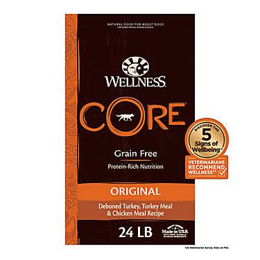 Wellness 174 Core 174 Adult Dog Food Natural Grain Free