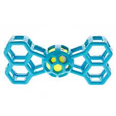 JW Pet® Hol-ee Bone Squeaker Dog Toy