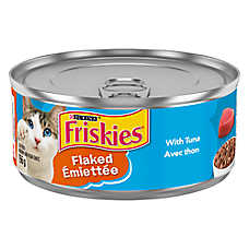 Purina® Friskies® Flaked Cat Food - Tuna
