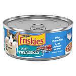 Purina® Friskies® Tasty Treasures Cat Food - Ocean Whitefish