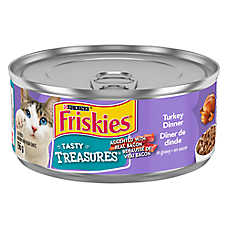 Purina® Friskies® Tasty Treasures Cat Food - Turkey