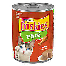 Purina® Friskies® Pate Cat Food - Poultry Platter