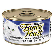 Fancy Feast® Flaked Cat Food - Salmon & Shrimp Feast