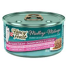 Fancy Feast® Medley's Cat Food - Wild Salmon Tuscany