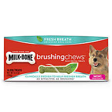 Milk-Bone® Brushing Chews® Dental Dog Treat - Mini