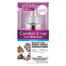 Comfort Zone® Feliway Multicat Diffuser Refill