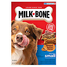 Milk-Bone® Small Dog Treat - Variety Pack, Peanut Butter