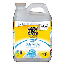 Purina® TIDY CATS® LightWeight Glade™Tough Odor Solutions Cat Litter - Clumping, Multiple Cats