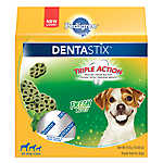 PEDIGREE® DENTASTIX® Triple Action Dog Treat - Fresh Bites