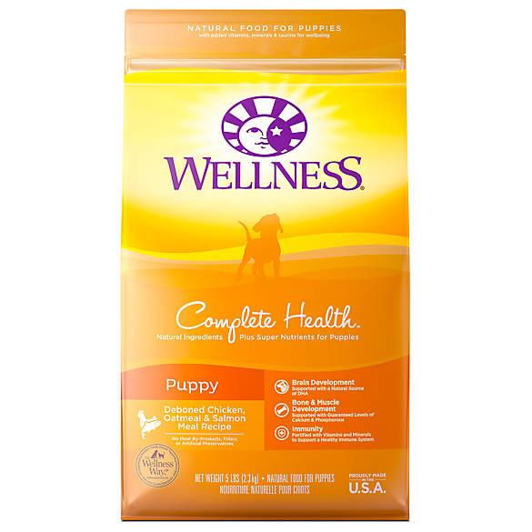 Wellness 174 Complete Health Puppy Food Natural Chicken