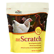 Manna Pro Chicken Mixed Grains Scratch