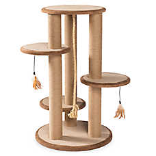 Prevue Pet Kitty Power Paws Multi Platform Cat Scratcher