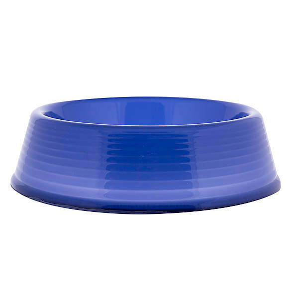 Top paw transparent dog bowl dog food water bowls for Fish bowl petsmart