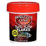 Omega™ Betta Buffet Flakes Fish Food