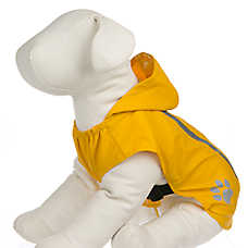 Top Paw® Outdoor Reflective Pet Raincoat