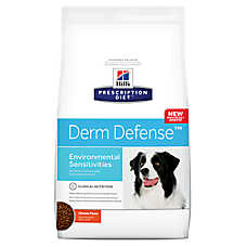 Hill's® Prescription Diet® Derm Defense Environmental Sesitivities Dog Food - Chicken