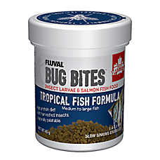 Nutrafin® Bug Bites Tropical Fish Food
